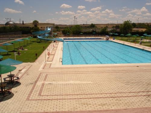 Piscina Municipal La Granadilla, Badajoz