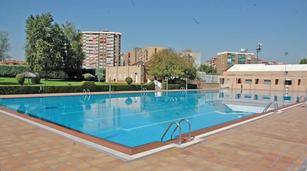 Piscina Municipal Luis Aragonés, Madrid