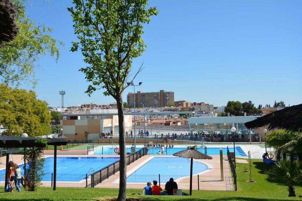 Piscina Municipal Tomares, Sevilla