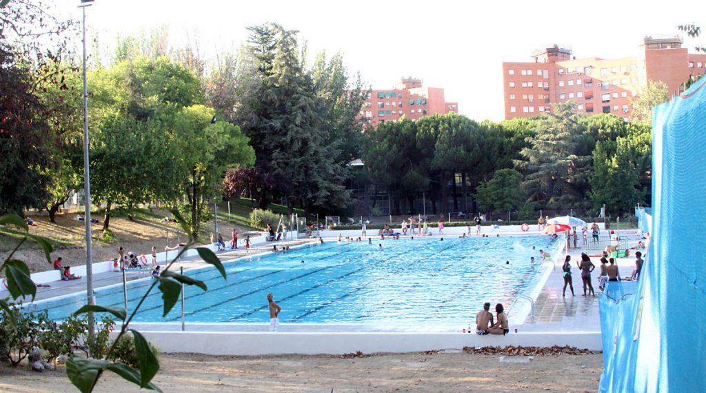 Piscina Municipal San Blas, Madrid