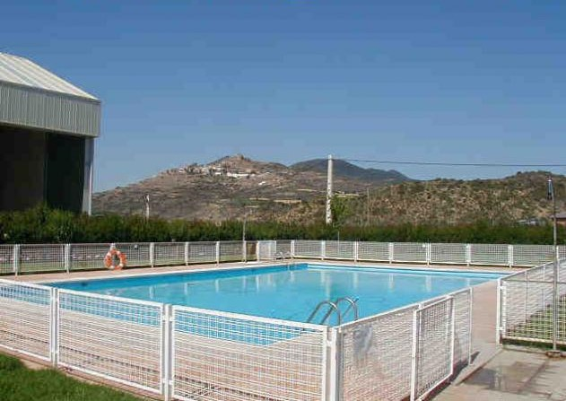 Piscina Municipal de Gallipienzo, Navarra