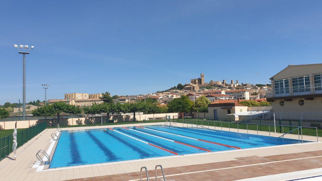 Piscina Municipal de Artajona, Navarra