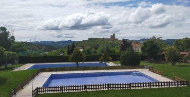 Piscinas Municipales de Benabarre, Huesca