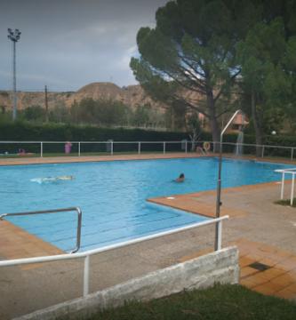 Piscina Municipal de Fraga, Huesca