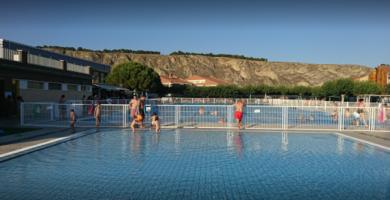 Piscinas Municipal de Azagra, Navarra