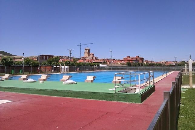 Piscina Municipal de Villamuriel de Cerrato, Palencia