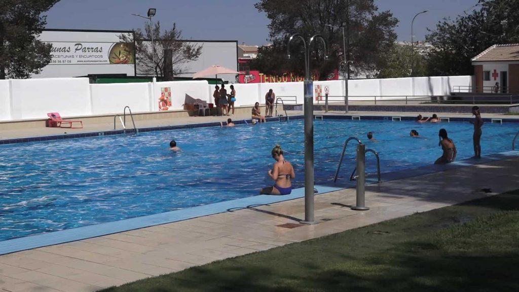 Piscina Municipal de Torre del campo, Jaén