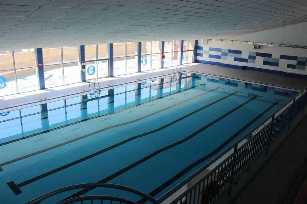 Piscina Municipal Polideportivo Andrés Estrada, Huelva