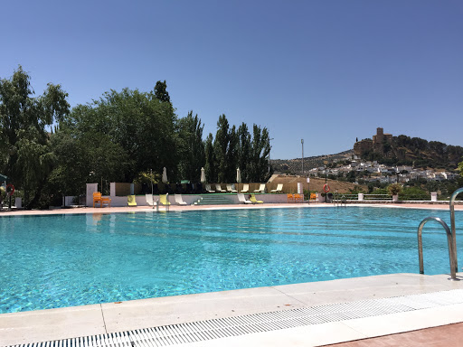 Piscina Municipal Montefrío, Granada