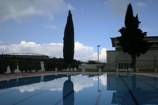 Piscina Municipal del Complejo Deportivo San Jorge, Huesca
