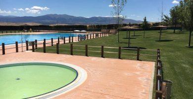 Piscina Municipal de Valverde del Majano, Segovia