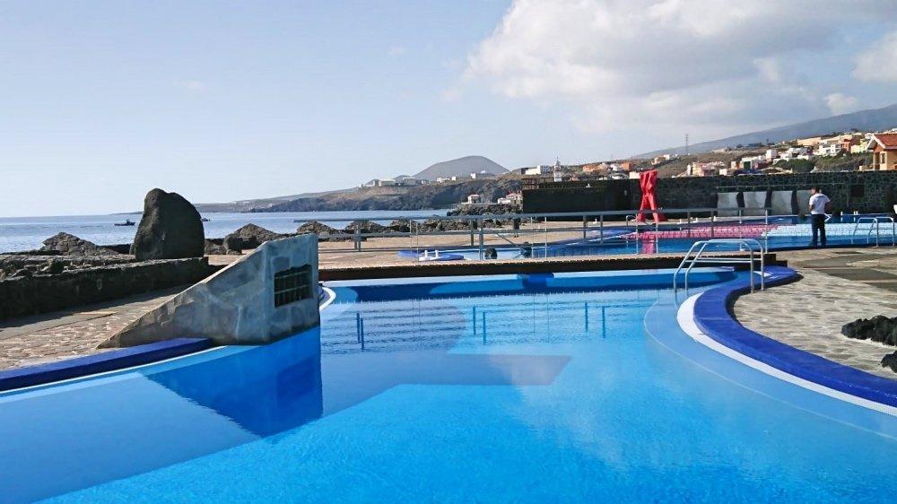 Piscina Municipal de Candelaria, Santa Cruz de Tenerife