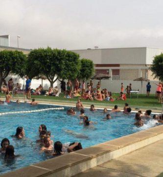 Piscina Municipal de Benahadux, Almería
