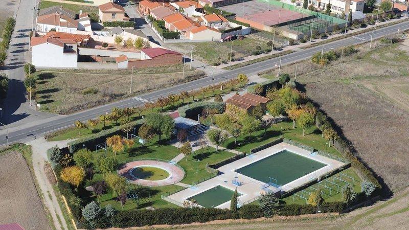 Piscina Municipal de Macotera, Salamanca